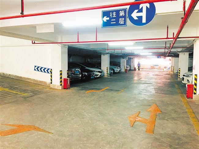 金平中醫院將開放200個共享停車位
