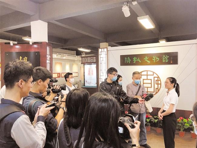 央媒省媒采訪團走進汕頭
